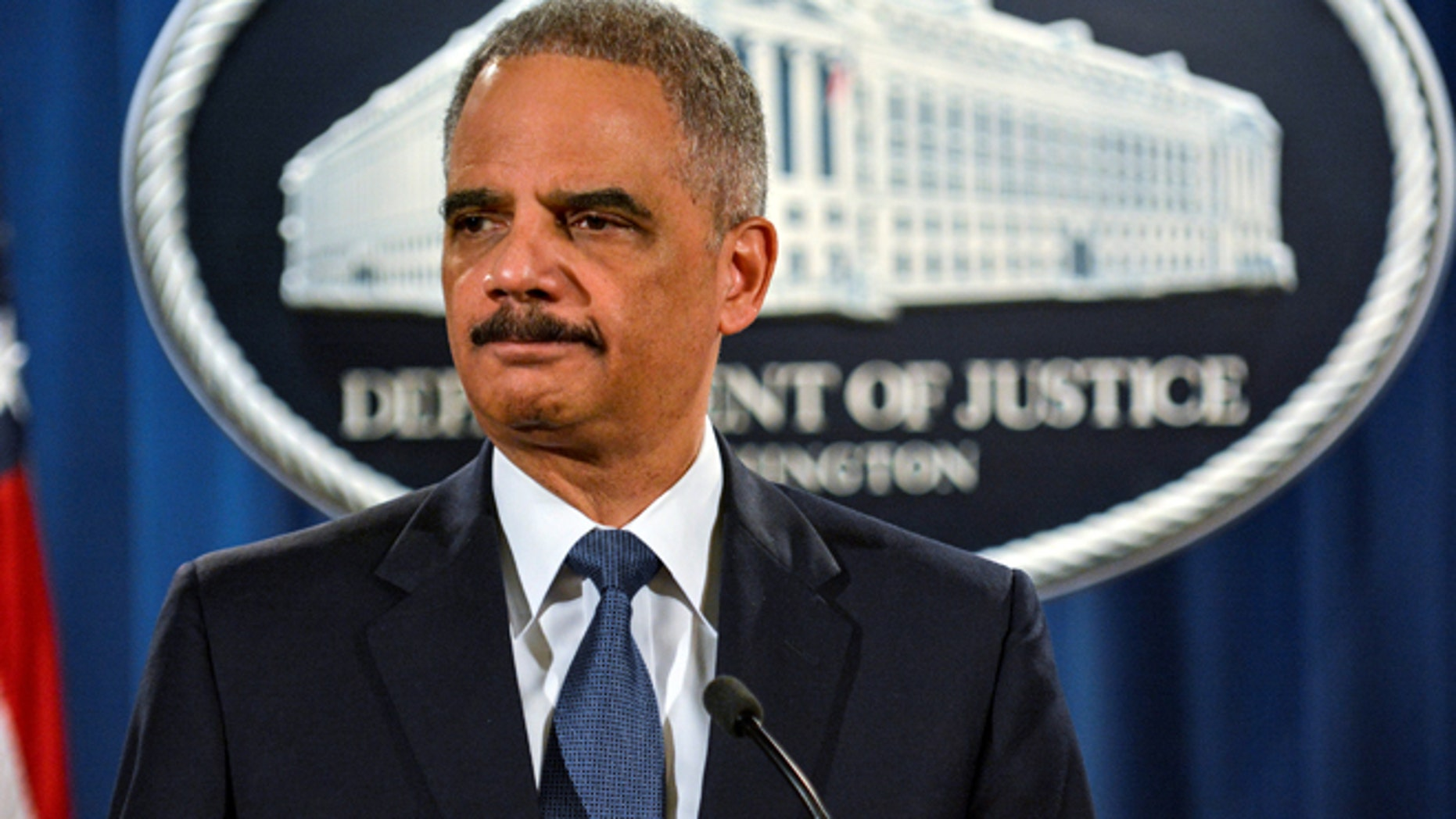 While Eric Holder was attorney general, the Justice Department allowed prosecutors to strike agreements compelling big companies to give money to outside groups not connected to their cases to meet settlement burdens.