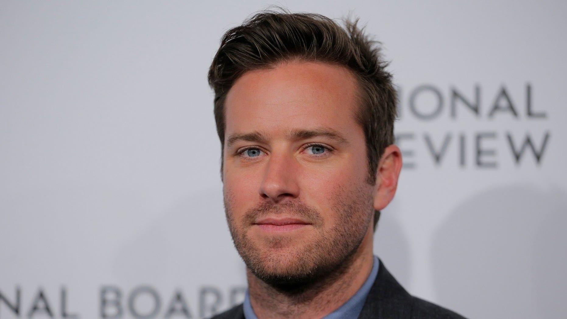 Actor Armie Hammer renewed a Twitter feud with BuzzFeed writer Anne Helen Petersen.