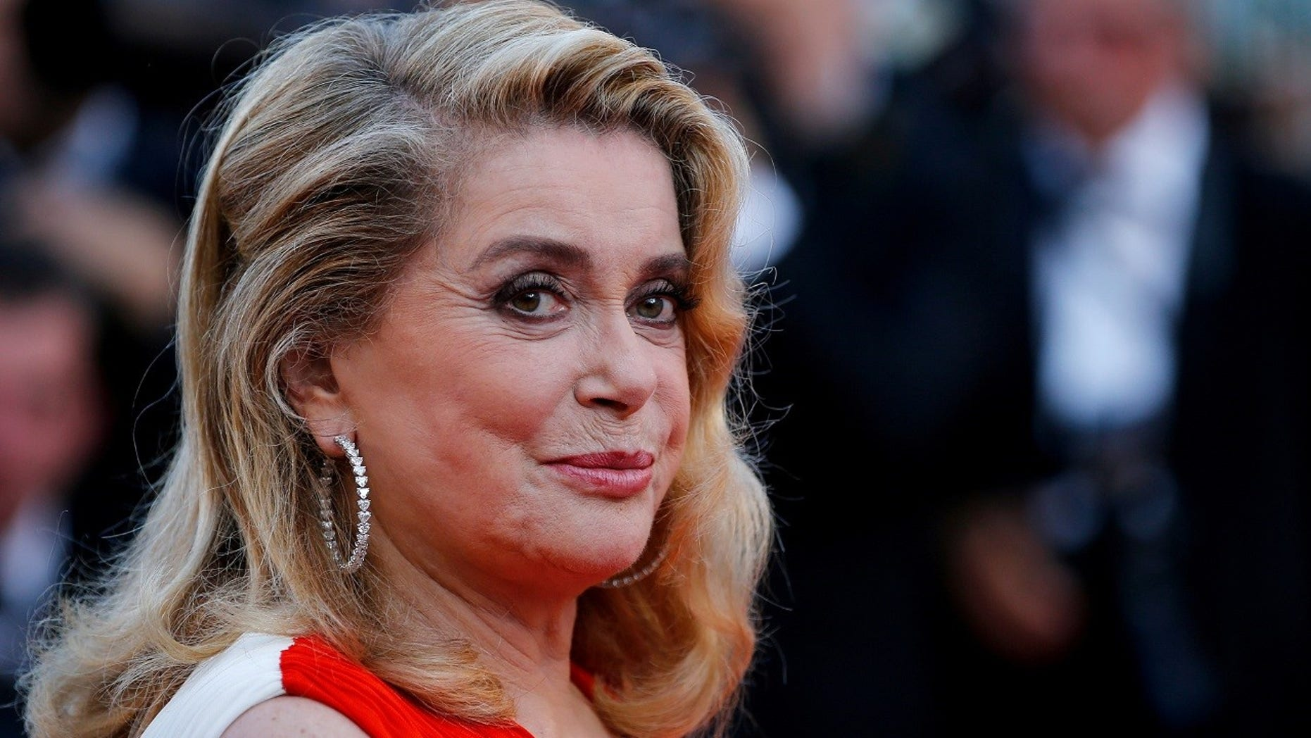 Catherine Deneuve apologized to the victims of sexual assault after she was  criticized for signing an b95ee3d2272