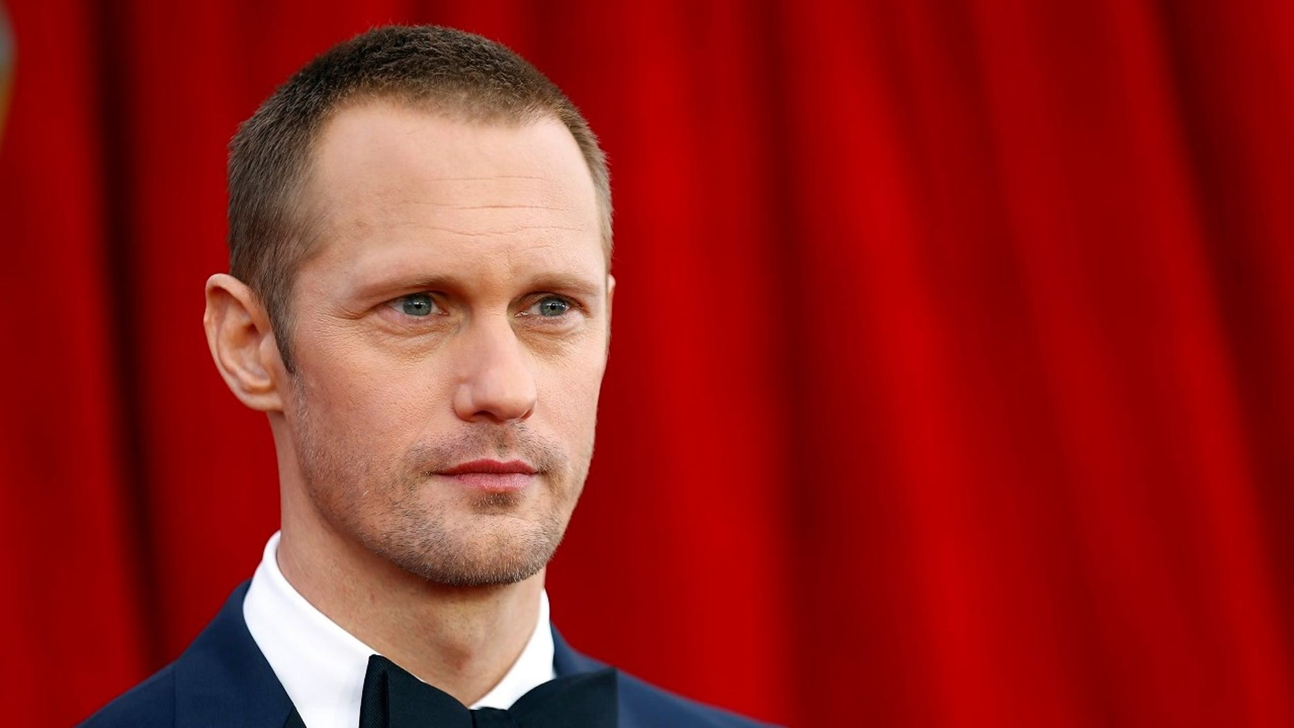 """Alexander Skarsgard slammed the """"disgusting"""" double standard in Hollywood after witnessing some of his actress friends dealing with it."""