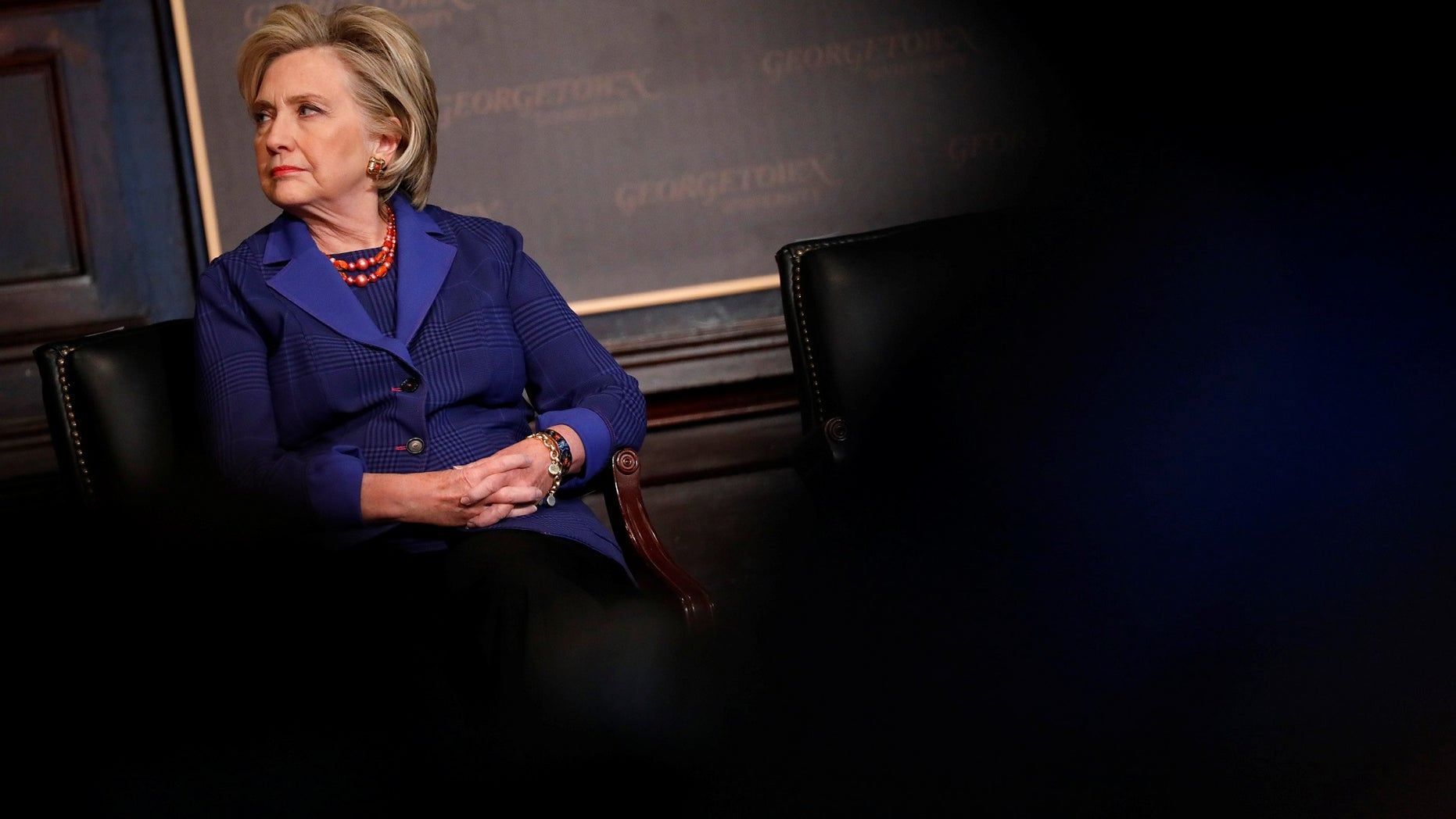 """While promoting her book """"What Happened"""" in New Zealand, Hillary Clinton castigated President Trump for having run a """"reality TV"""" campaign. She also decried sexism in the U.S. that she said contributed to her election loss."""