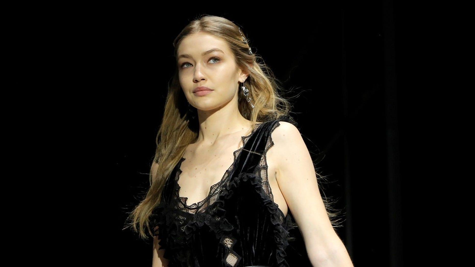 "Gigi Hadid said on Monday she ""loves"" her body after being diagnosed with Hashimoto's disease."