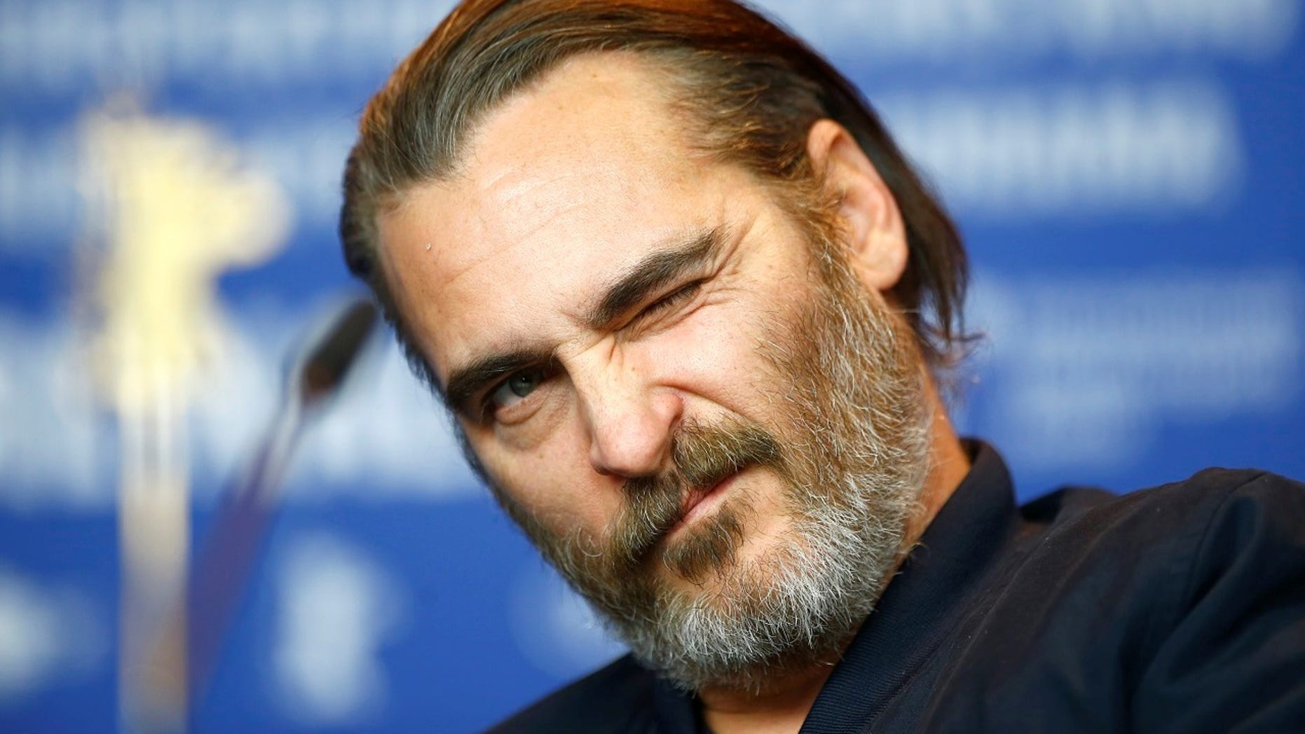 """Joaquin Phoenix said on Monday taking on the role of the Joker could be """"interesting"""" and did not deny rumors he will be playing the part."""