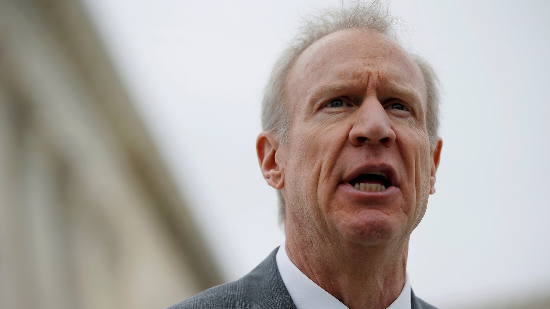 Illinois Gov. Bruce Rauner, a Republican, has proposed bringing back the death penalty in his state for mass murderers and those who kill police officers.