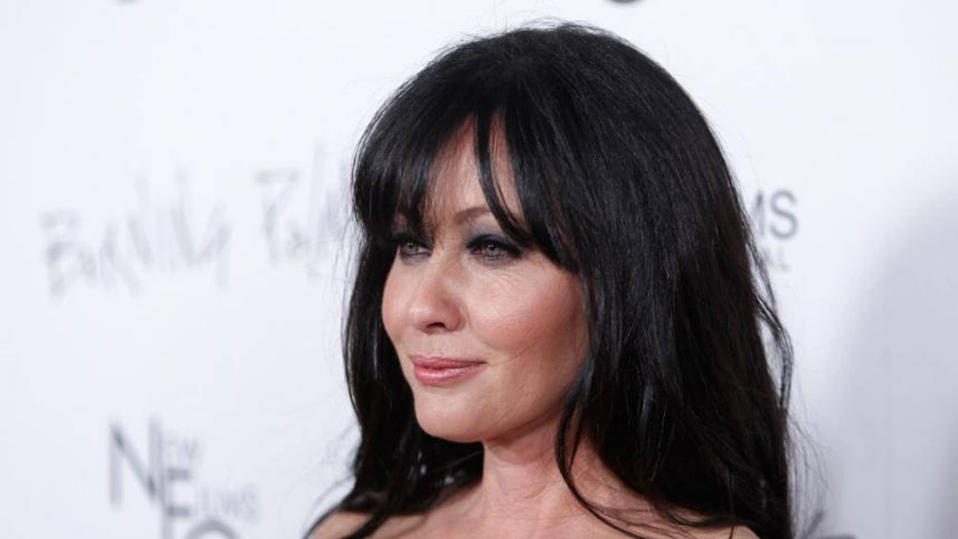 Actress Shannen Doherty opened up to Health magazine about her battle with breast cancer for the outlet's March cover issue.