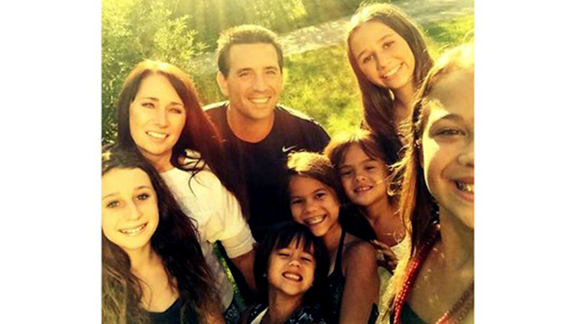 The Ruffino family welcomed Elizabeth Diamond's children into their home after her death.