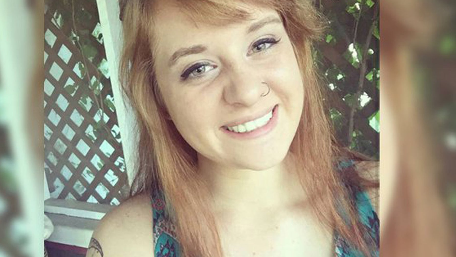 This undated image shows Jessica Runions, who has been missing since Thursday, Sept. 8, 2016.