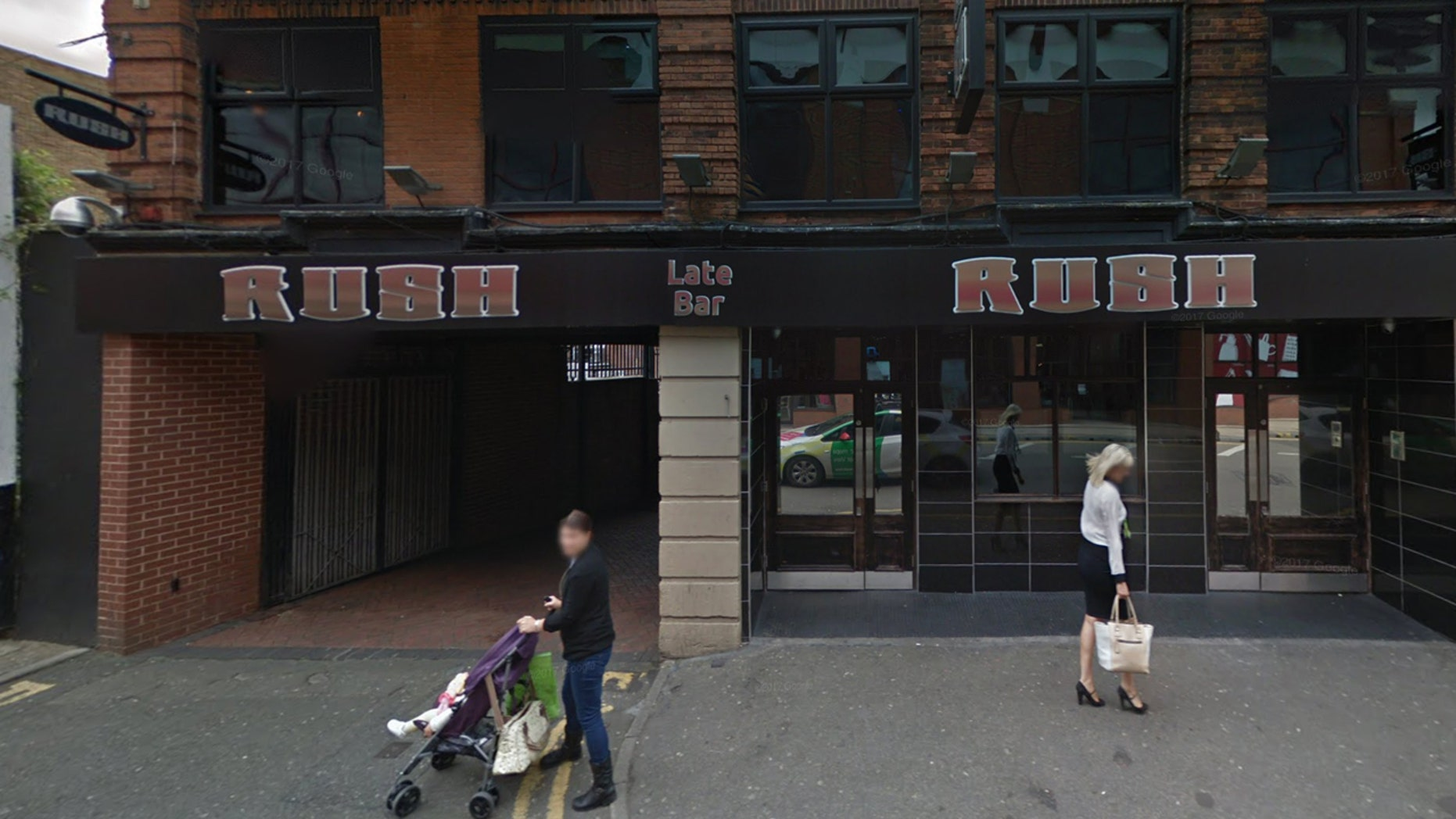 A man claims Rush Late Bar in the U.K. made him leave because he was wearing a turban.