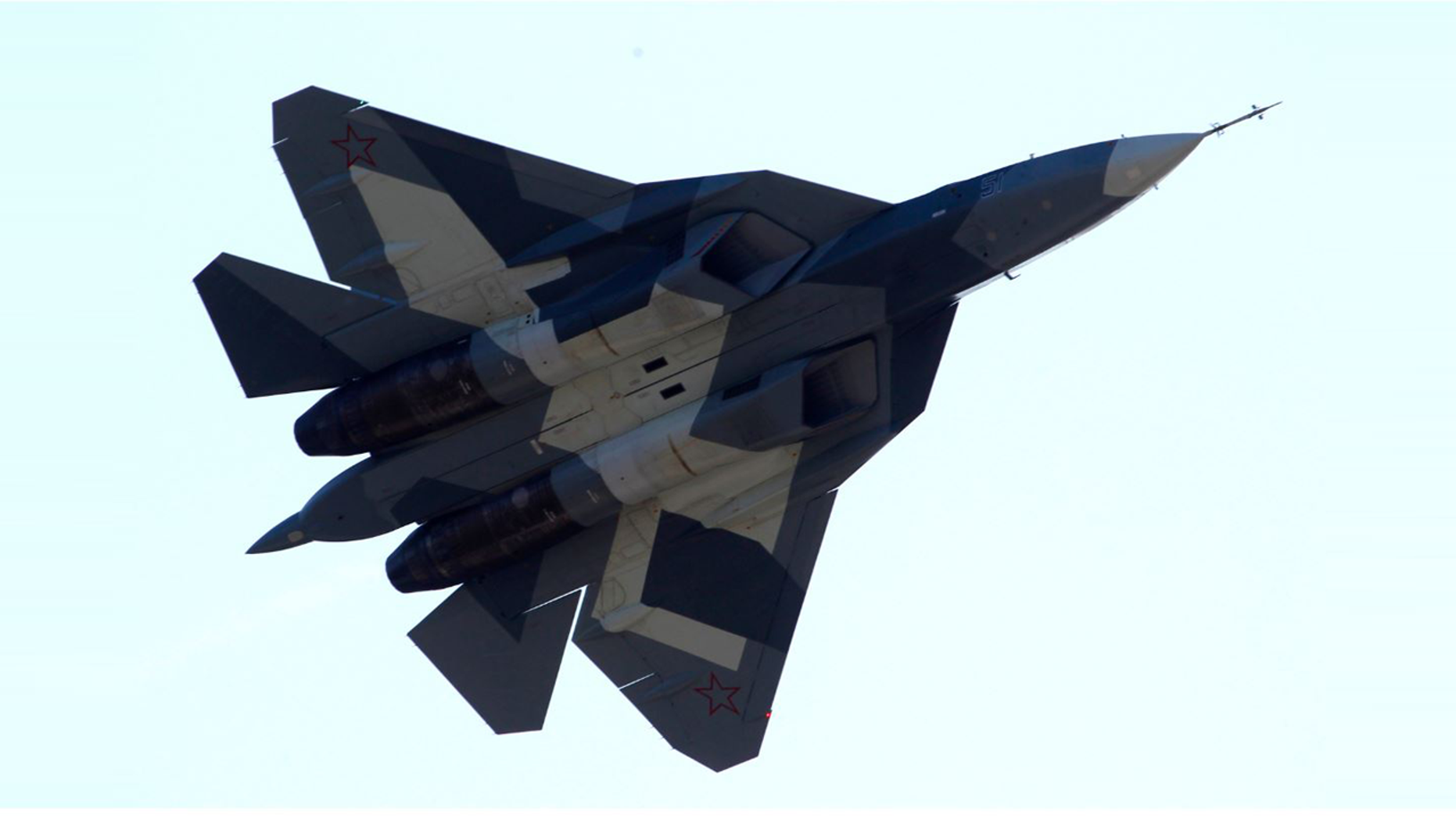 U.S. and Russian jets entered the same battlespace over Syria on Saturday, according to the U.S. military.