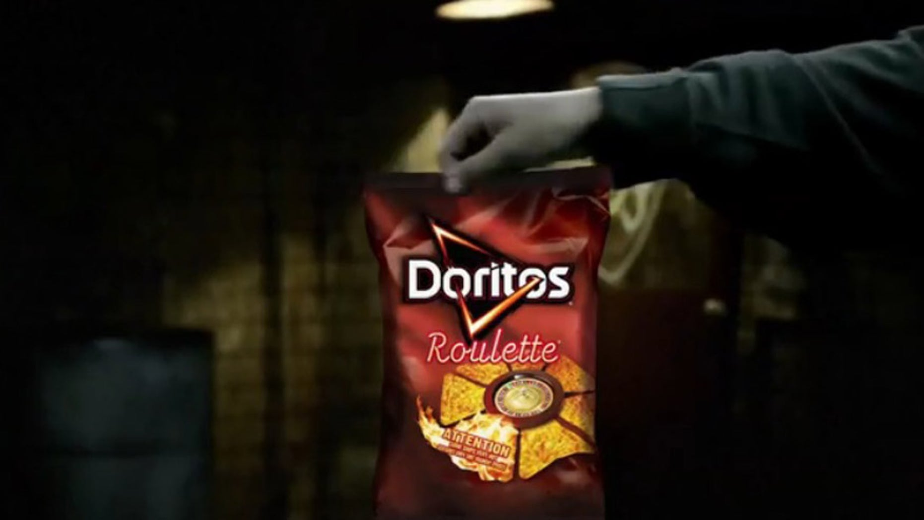 These may be the world's spiciest chips.