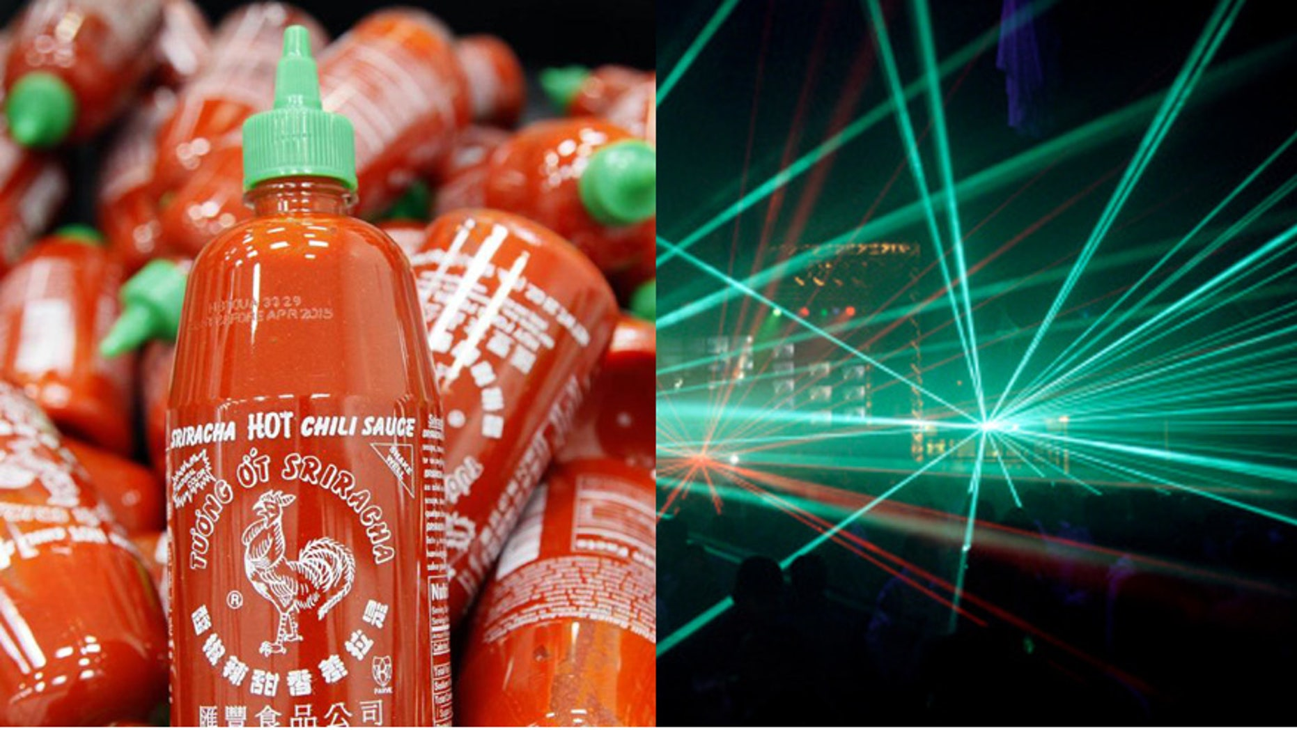 A new way to enjoy Sriracha.