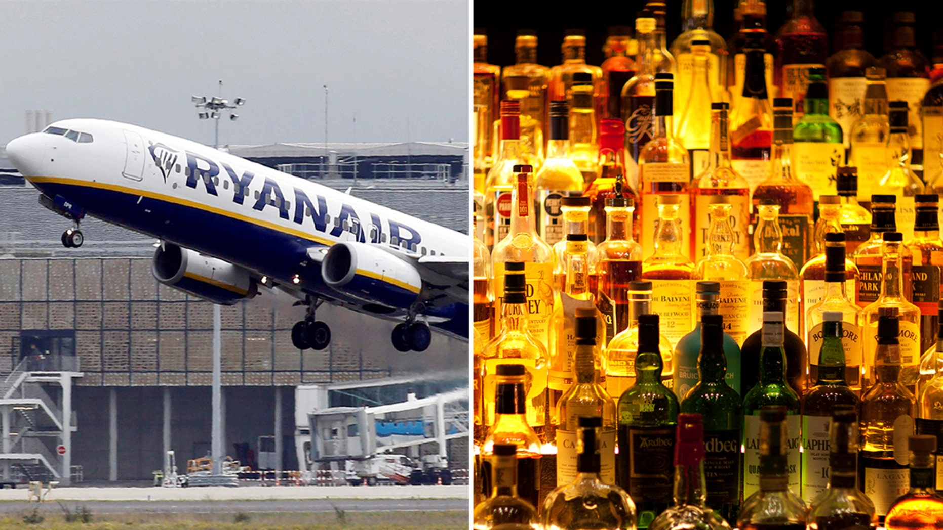 Ryanair is hoping to restrict alcohol sales at airports after a number of booze-related incidents on board.