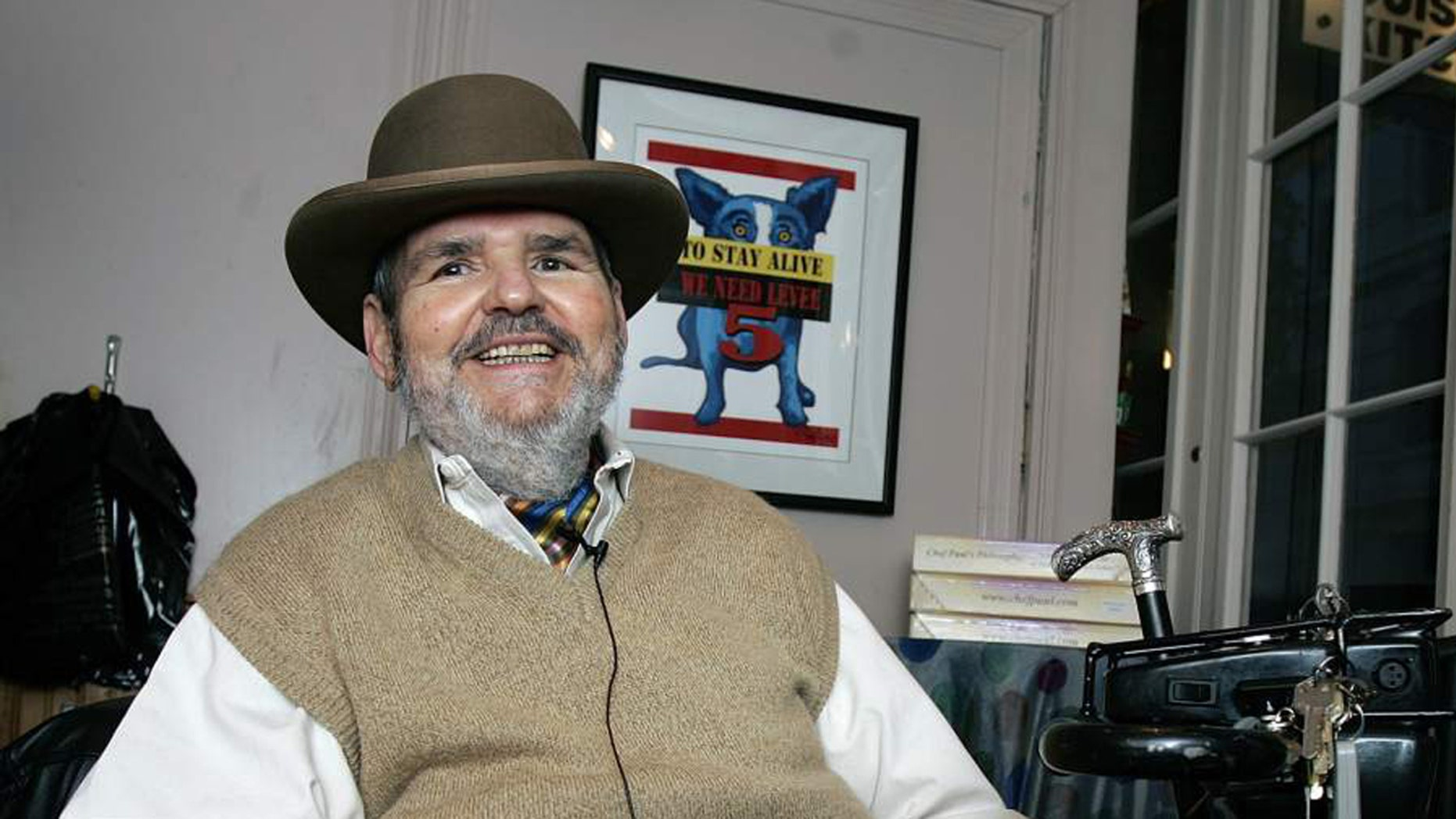 Paul Prudhomme has died at the age of 75.
