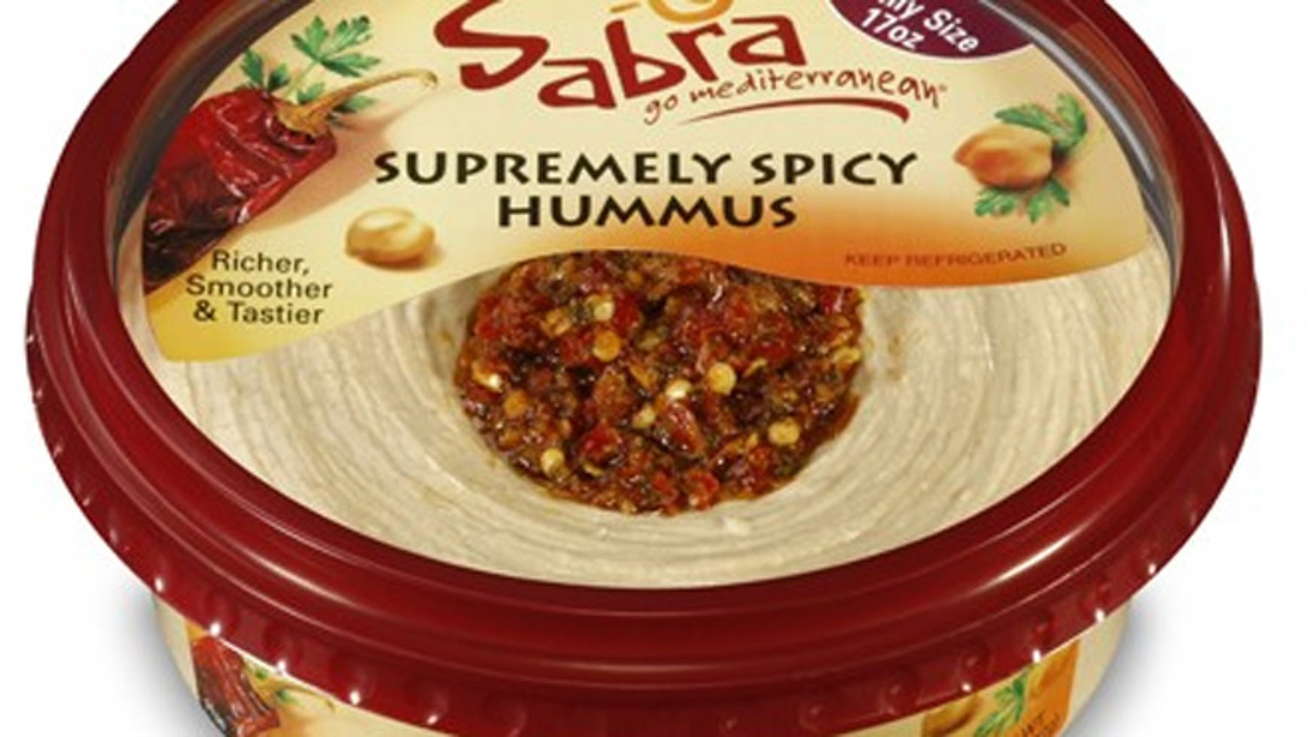 Sabra Hummus is seeking federal standards on what goes into hummus.