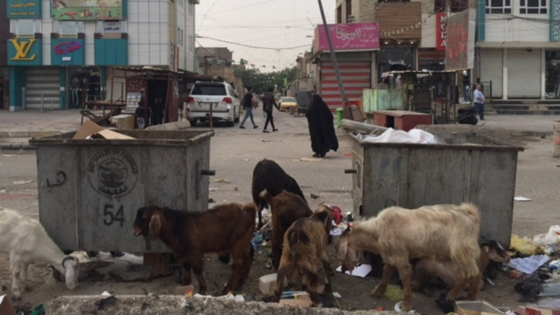Inside Baghdad's once infamously violent, Sadr City