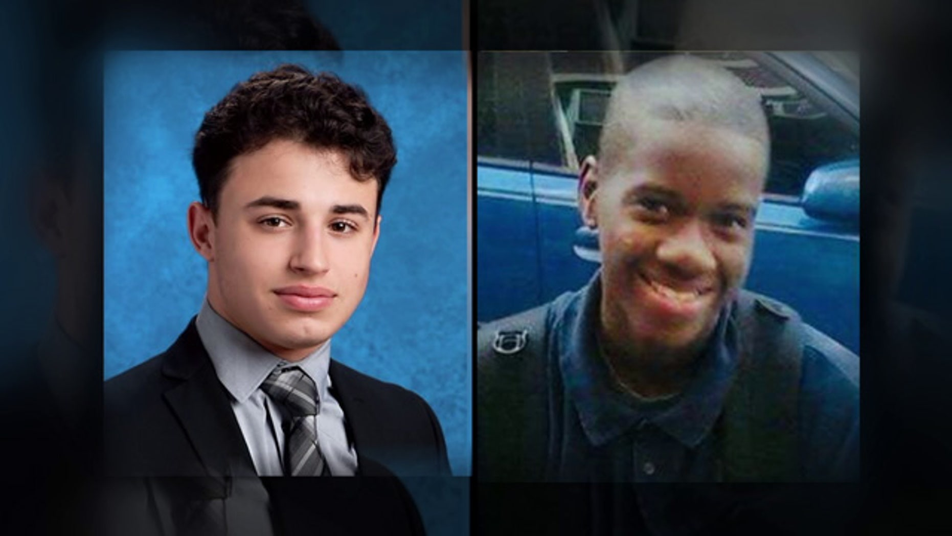 Philadelphia teens Salvatore DiNubile and Caleer Miller were shot dead Tuesday following an argument between two groups of teens.
