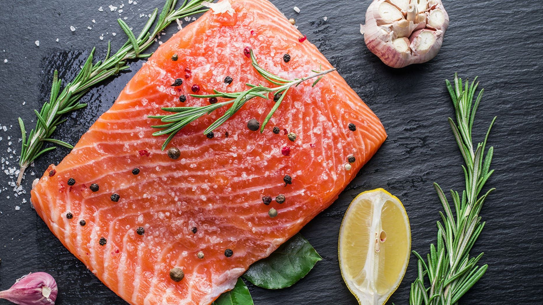 Yes, one salmon is more expensive than the other, but that's not the only difference.