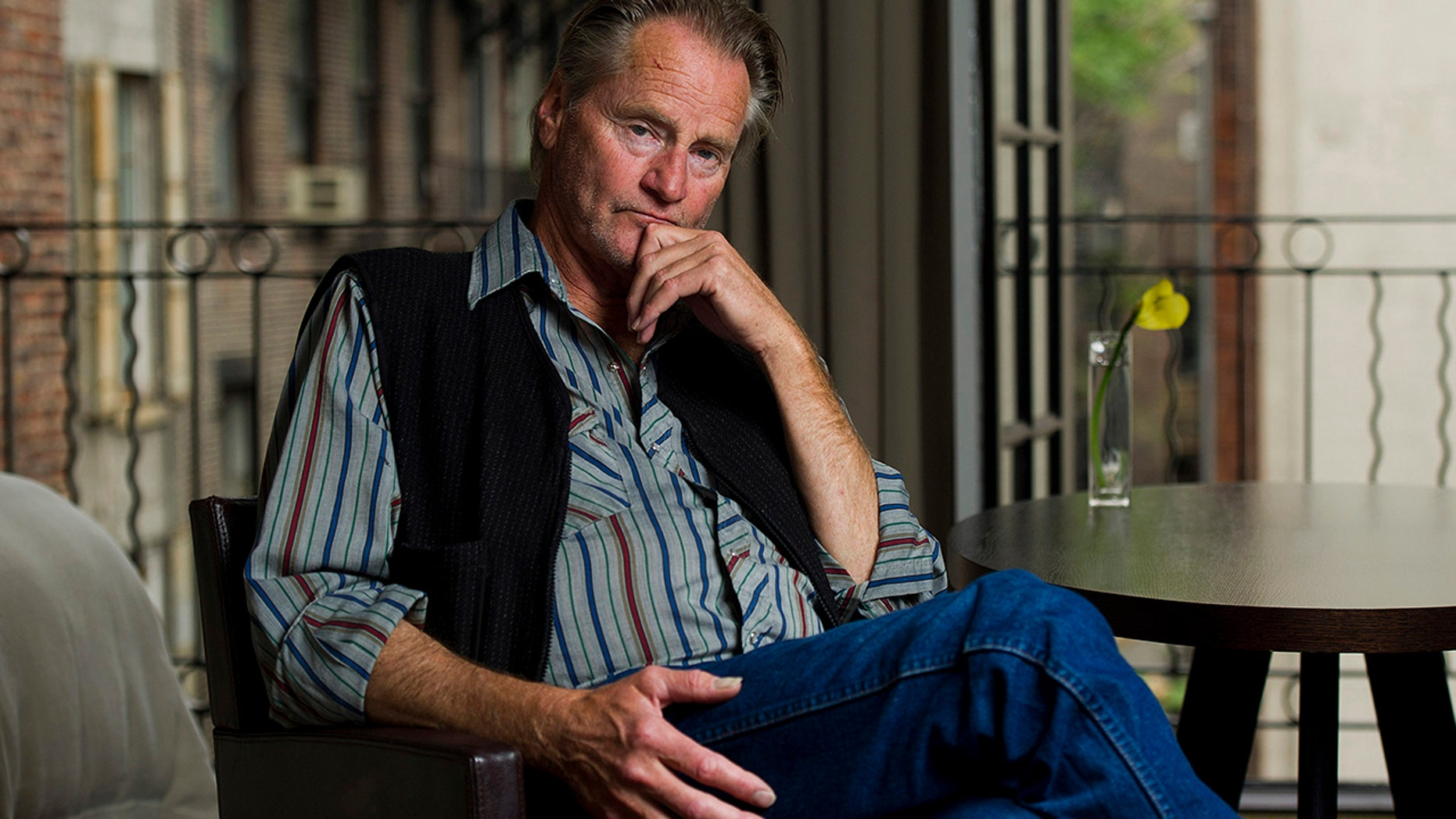 Actor Sam Shepard died of complications from ALS on Thursday. He was 73 years old.