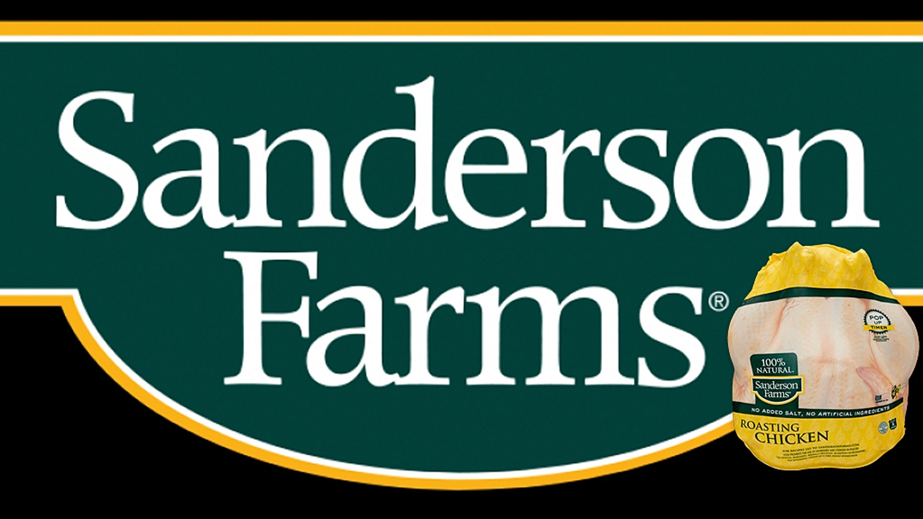 Sanderson Farms says more than a million chickens have died due to flooding caused by Hurricane Florence.