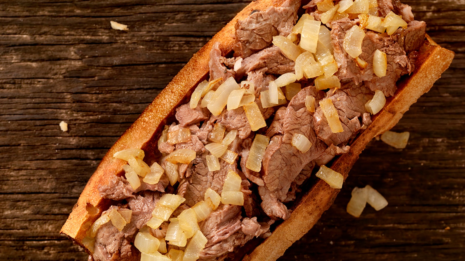 A man claims he found maggots crawling in his Wawa cheesesteak sandwich