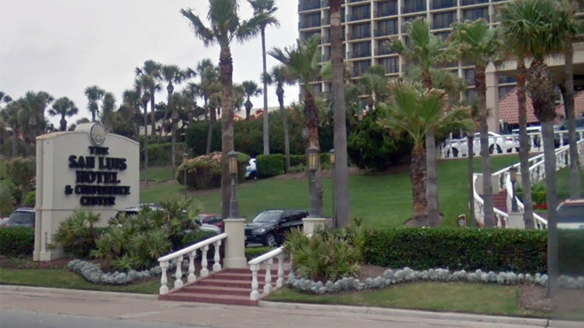The San Luis Resort, Spa and Conference Center was the scene of a murder-suicide on Monday, police say.