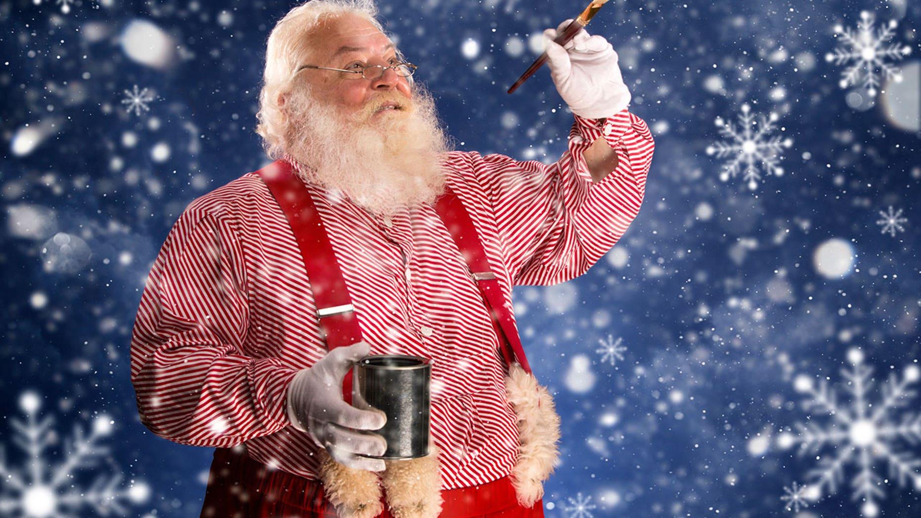 A Secret Santa made some dreams come true in New Jersey.