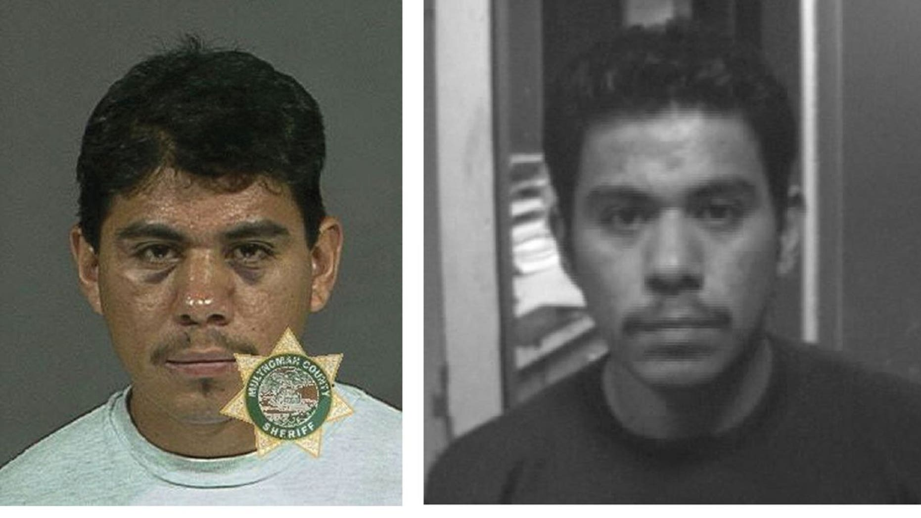Undated images of Santiago Martinez-Flores.