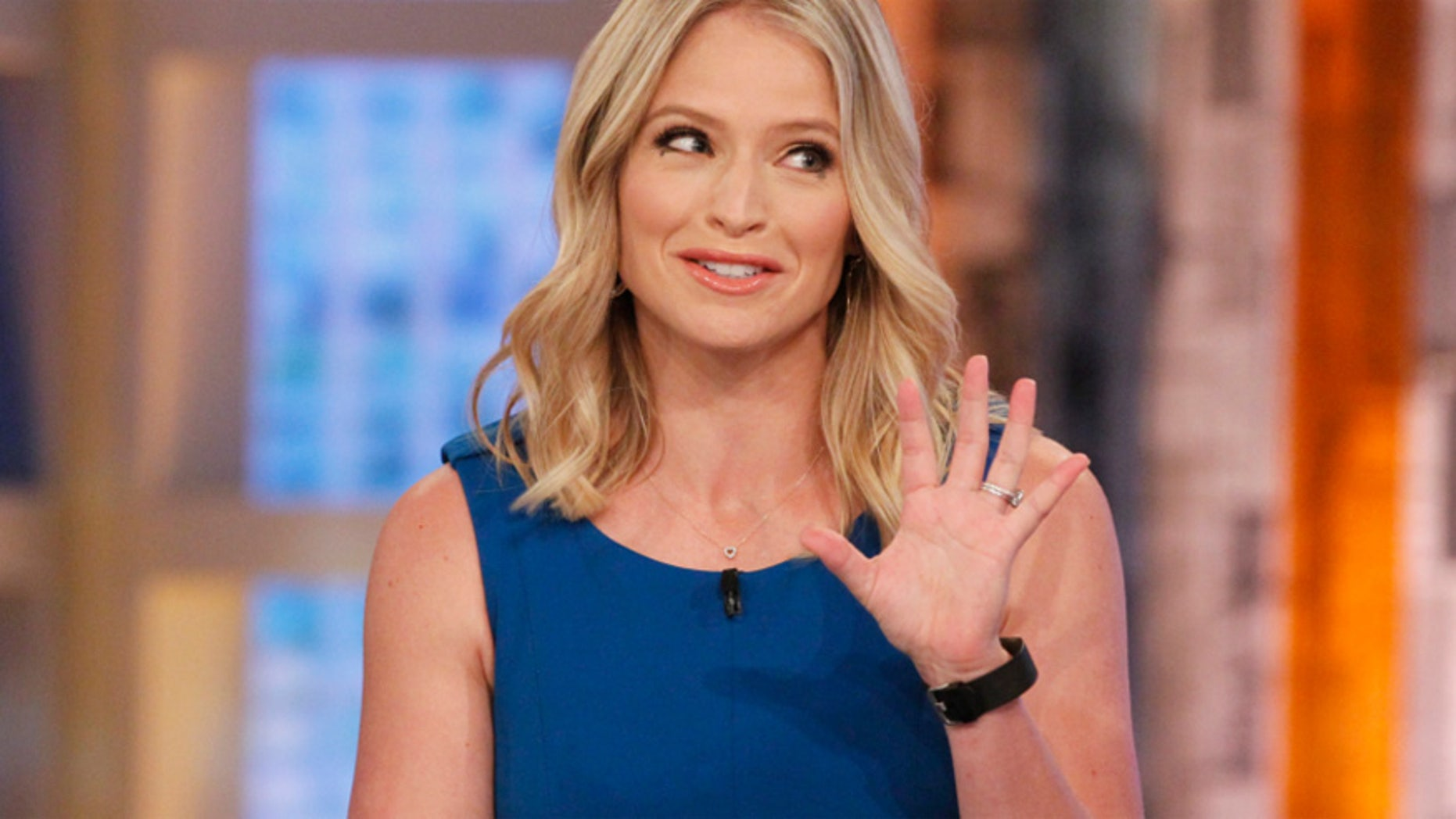 """Sara Haines has been named the new co-host for season 20 of """"The View."""""""
