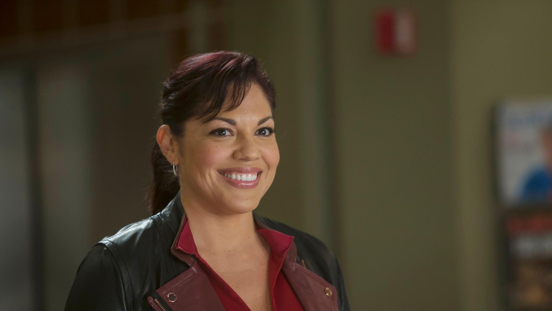 """Sara Ramirez on """"Grey's Anatomy."""""""