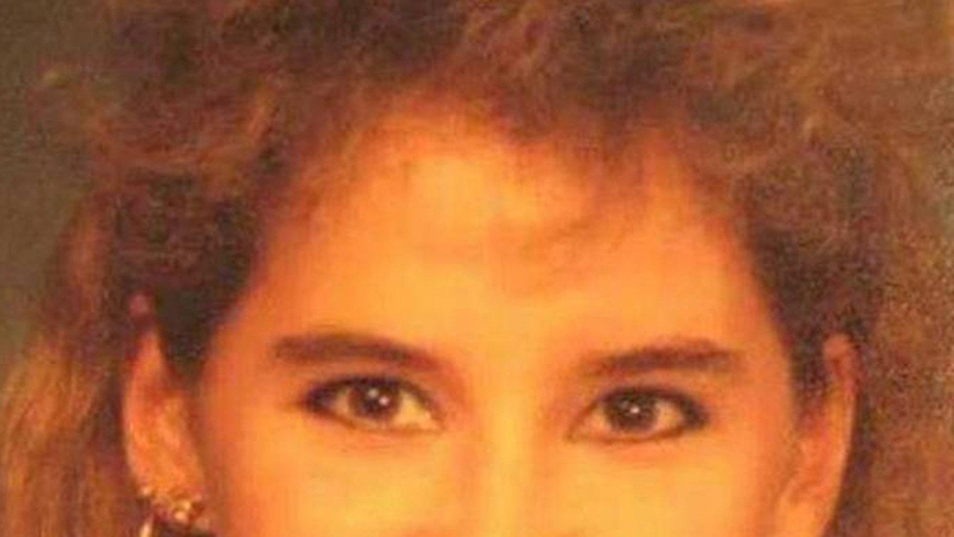 This undated photo shows Sarah DeLeon, who was murdered on Dec. 29, 1989
