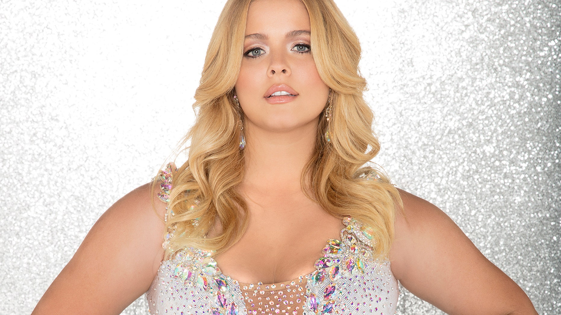 """Sasha Pieterse competes on Season 25 of """"Dancing with the Stars."""""""