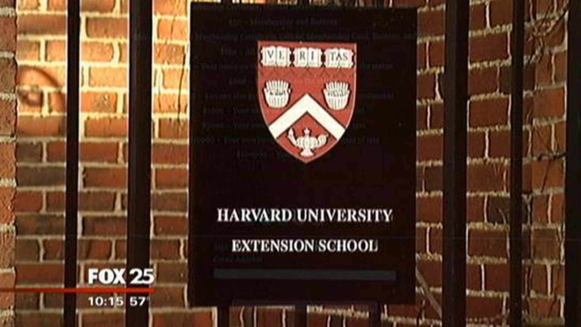 Harvard University student club is set to host a satanic black mass reenactment to celebrate witchcraft and satanic worship, which is drawing ire from the Archdiocese of Boston. (MyFoxBoston.com)