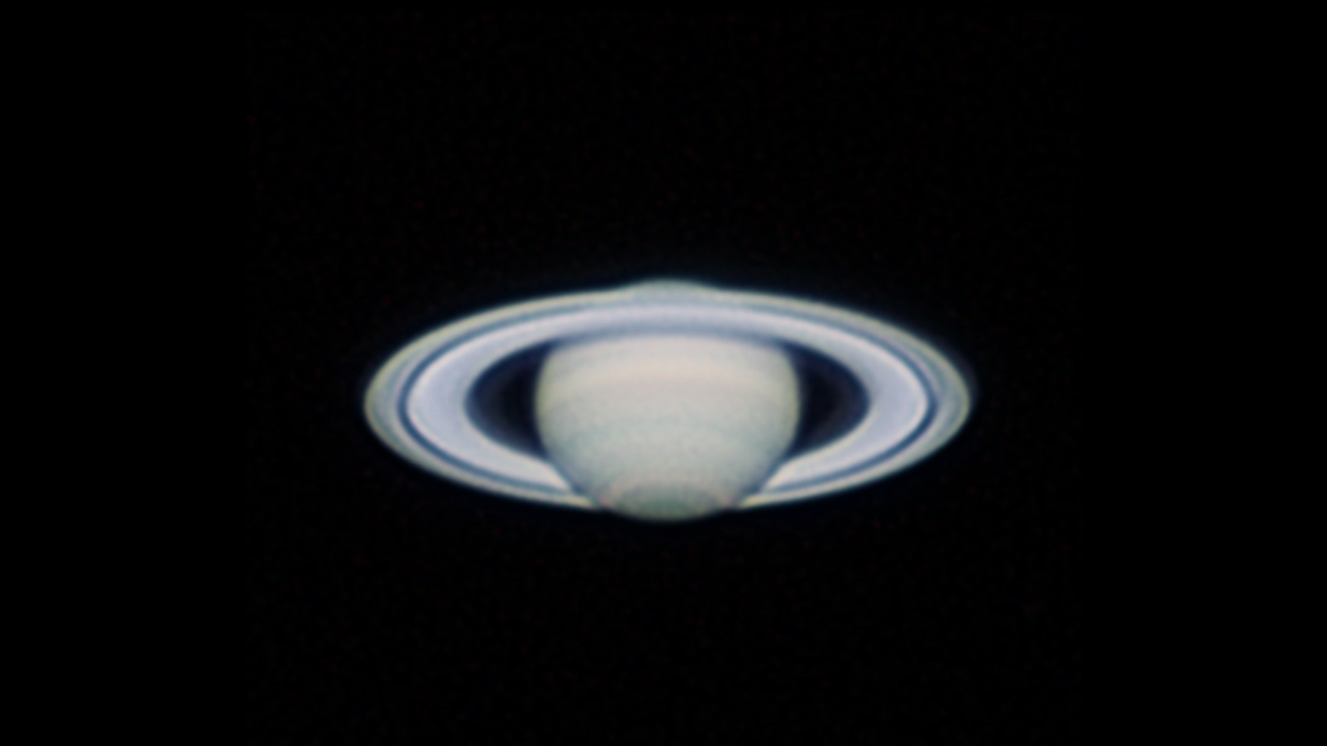 Skywatchers can get a good view of Saturn — captured here by astrophotographer Andrew Kwon in 2014 — throughout July.