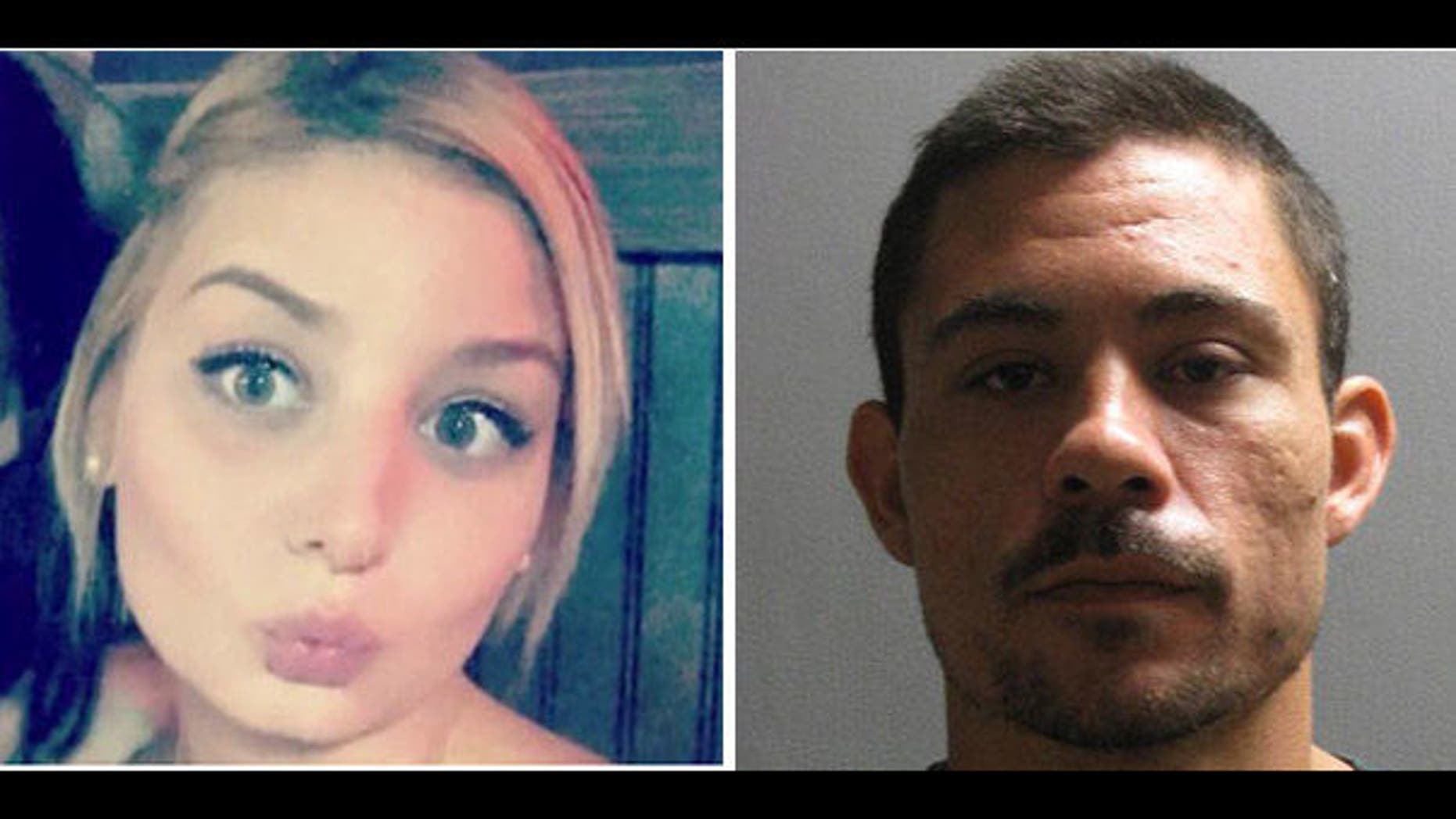 Savannah Gold, 21, was reported missing Wednesday. Her off-an-on boyfriend Lee Rodarte, 28, has been charged with her murder.