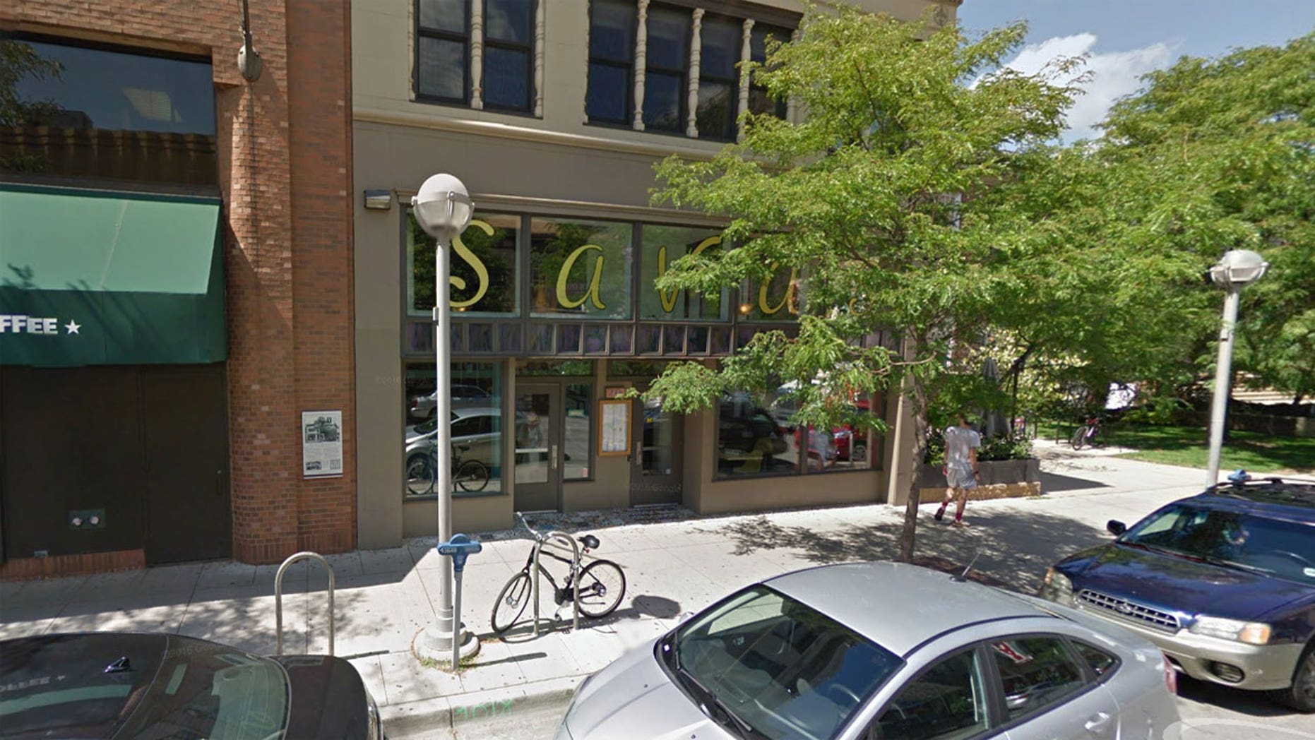 Sava's restaurant in Ann Arbor was raided by Immigration officials on Wednesday morning.