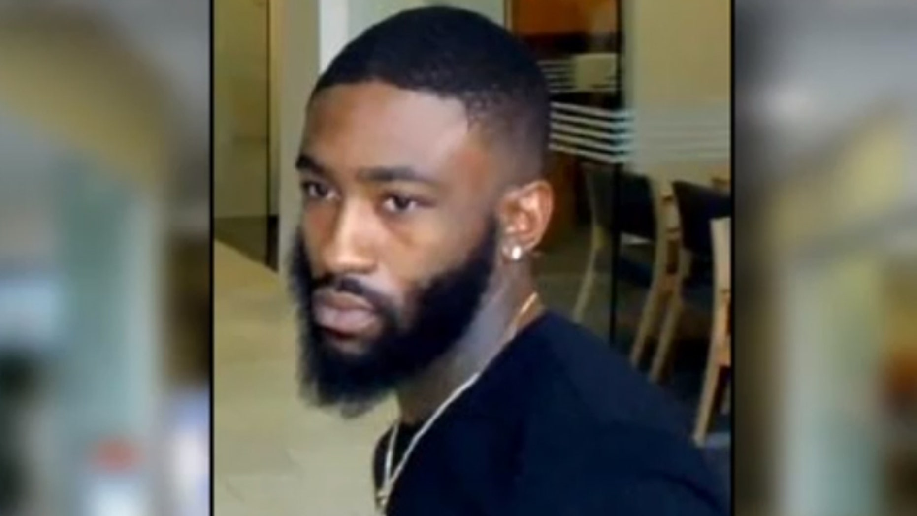 Police are looking for this man, who allegedly befriended a man with autism and stole $600 from him in Rockville, Maryland on Aug. 11, 2017.
