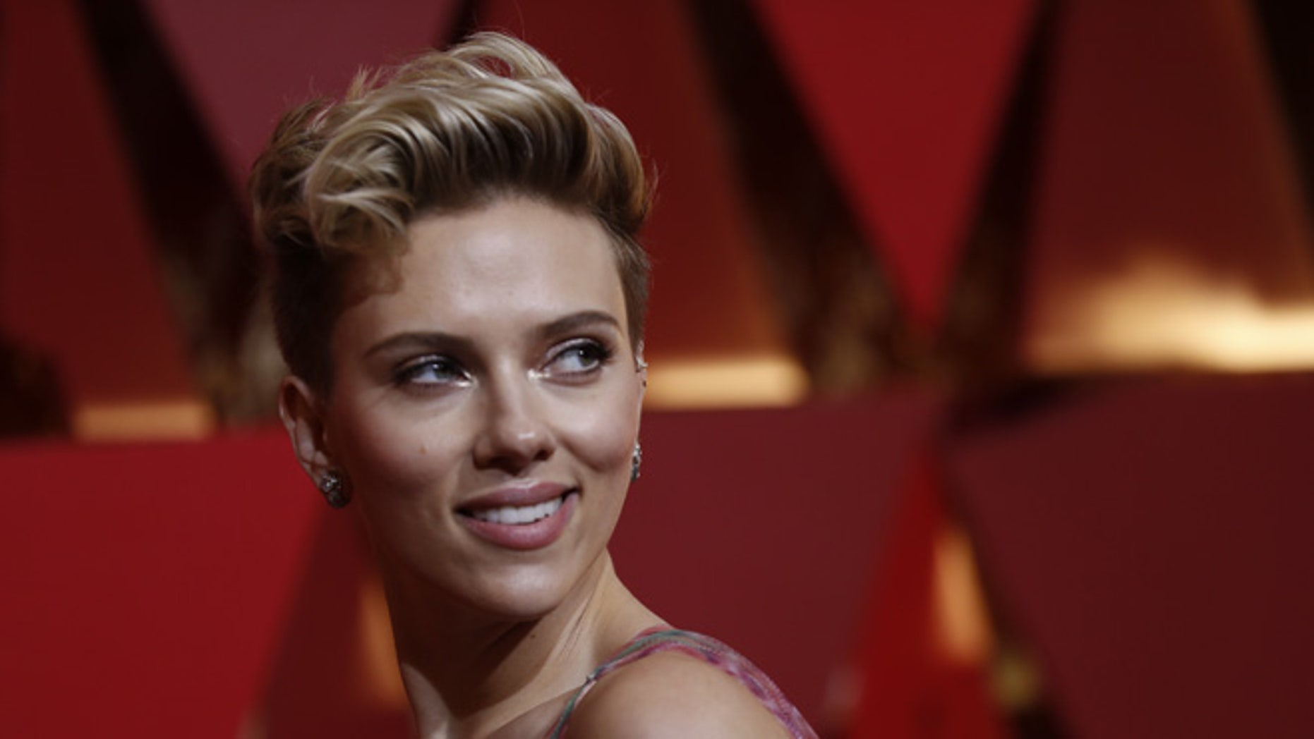 "Scarlett Johansson mocked Ivanka Trump in a fake perfume commercial on ""SNL."""