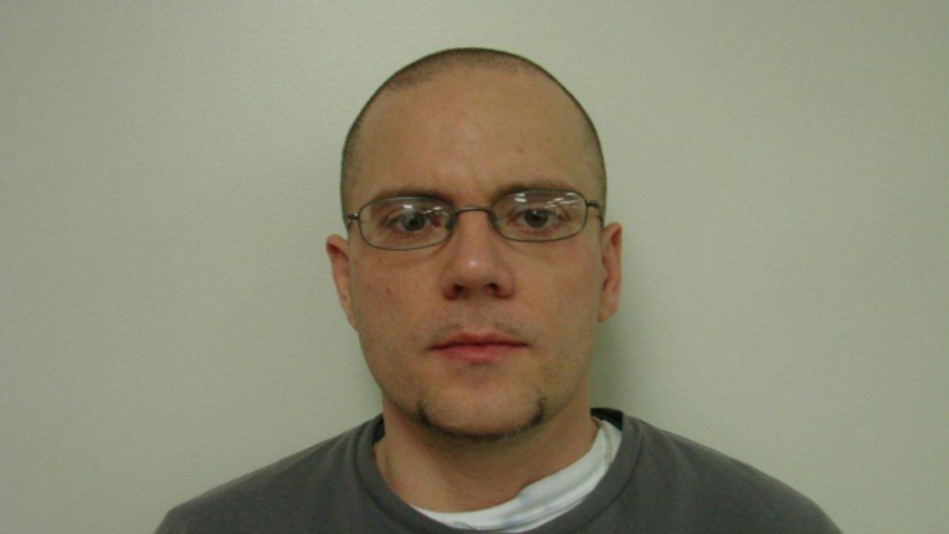 UNDATED: Authorities in South Carolina say 35-year-old Jason Carter left a Columbia mental hospital Thursday and might be in a stolen van.