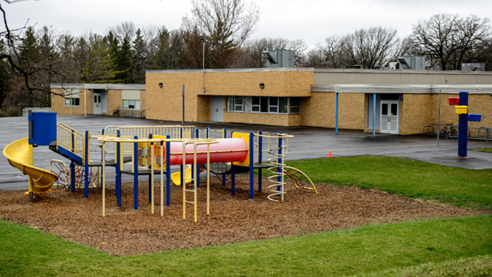 May 1, 2014: Bombs were allegedly found in March at Hartley Elementery School playground in Waseca.