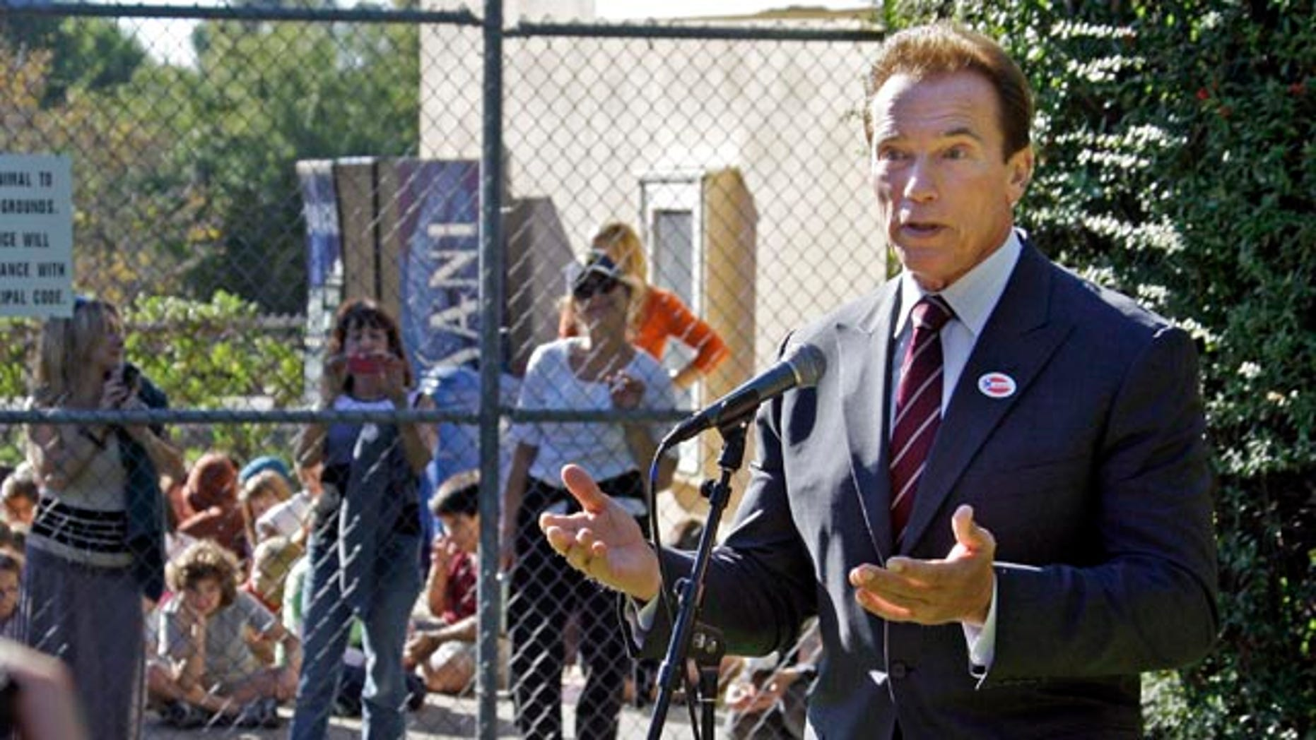 Calif. Gov. Arnold Schwarzenegger signed a law five weeks ago that made possession of up to an ounce of marijuana the equivalent of a traffic ticket.