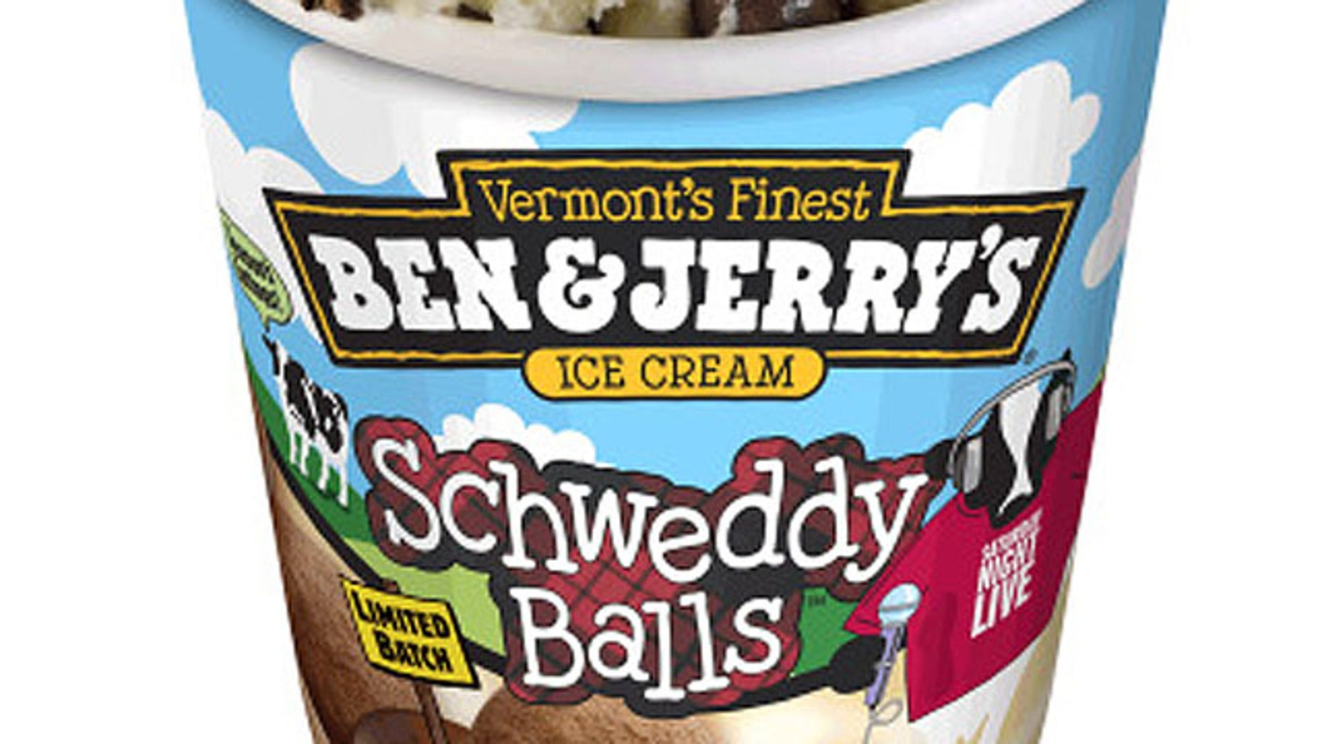 Officials at One Million Moms are asking the public to send correspondence to Ben & Jerry's public relations manager to request that no additional batches of 'Schweddy Balls' ice cream be distributed.