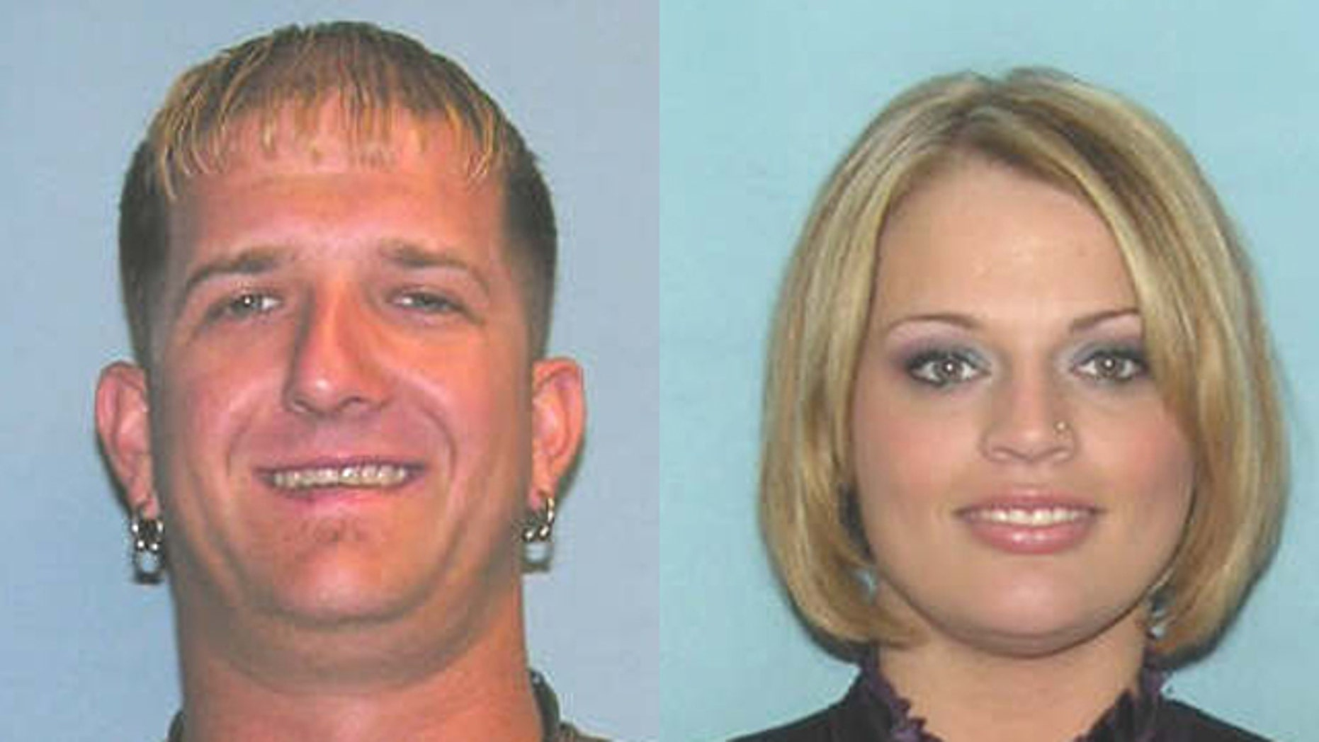 Authorities say Chancey Smith shot dead Amada Peake and her two children