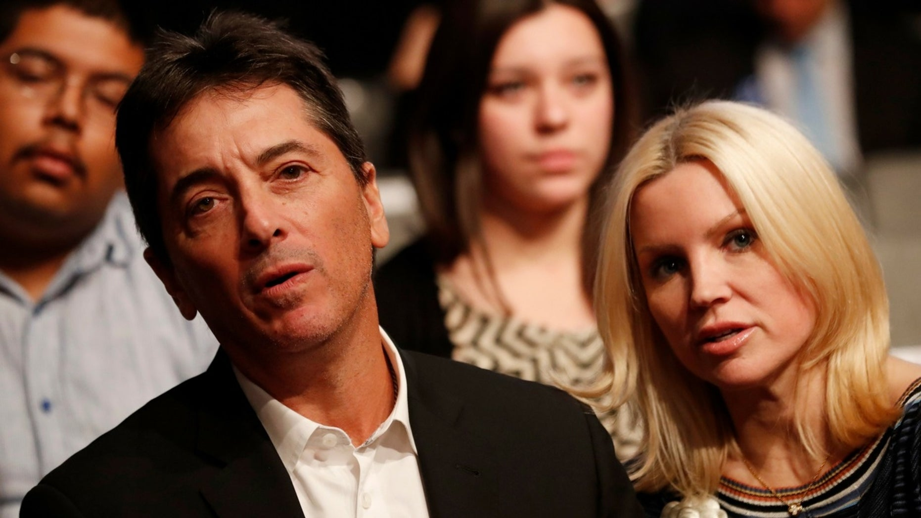 Scott Baio and his wife Renee said they finished training with the Los Angeles Police Department and are allowed to help victims of disasters.