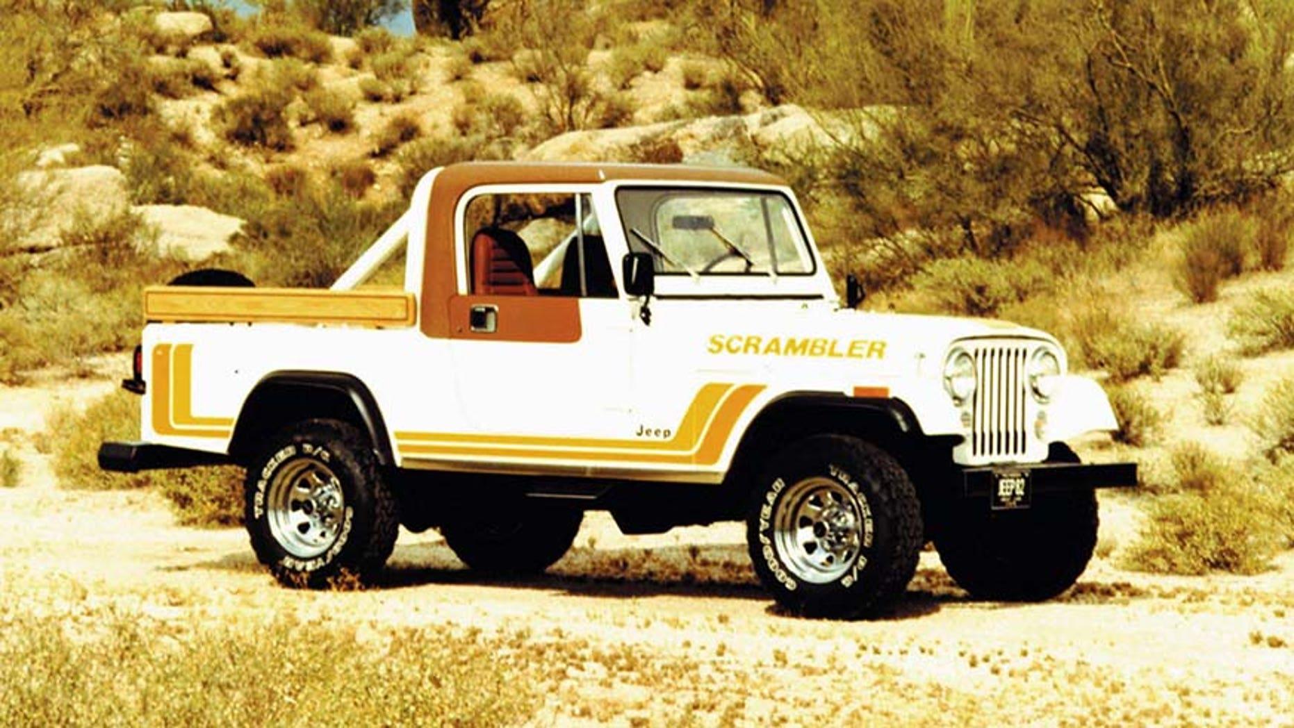 New Jeep Scrambler >> Jeep Scrambler Name To Return On New Pickup Report Says Fox News