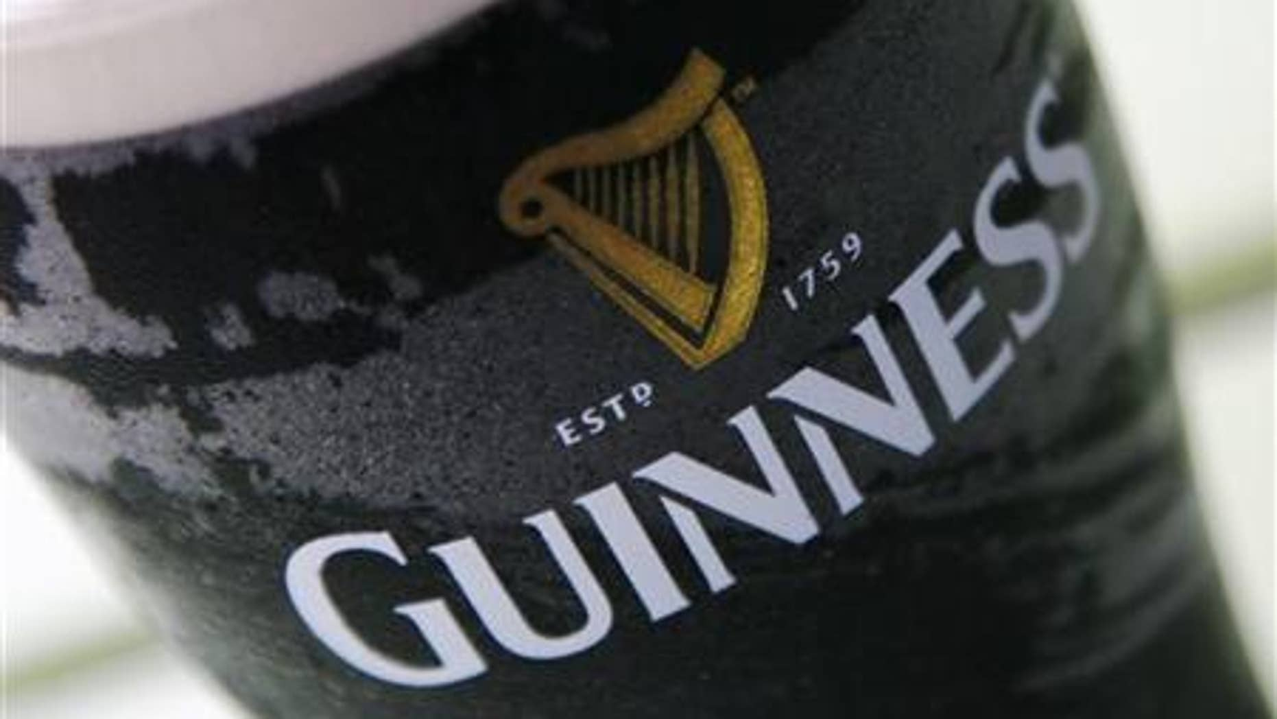 Guinness Canada has a thing or two to learn about Irish symbols.