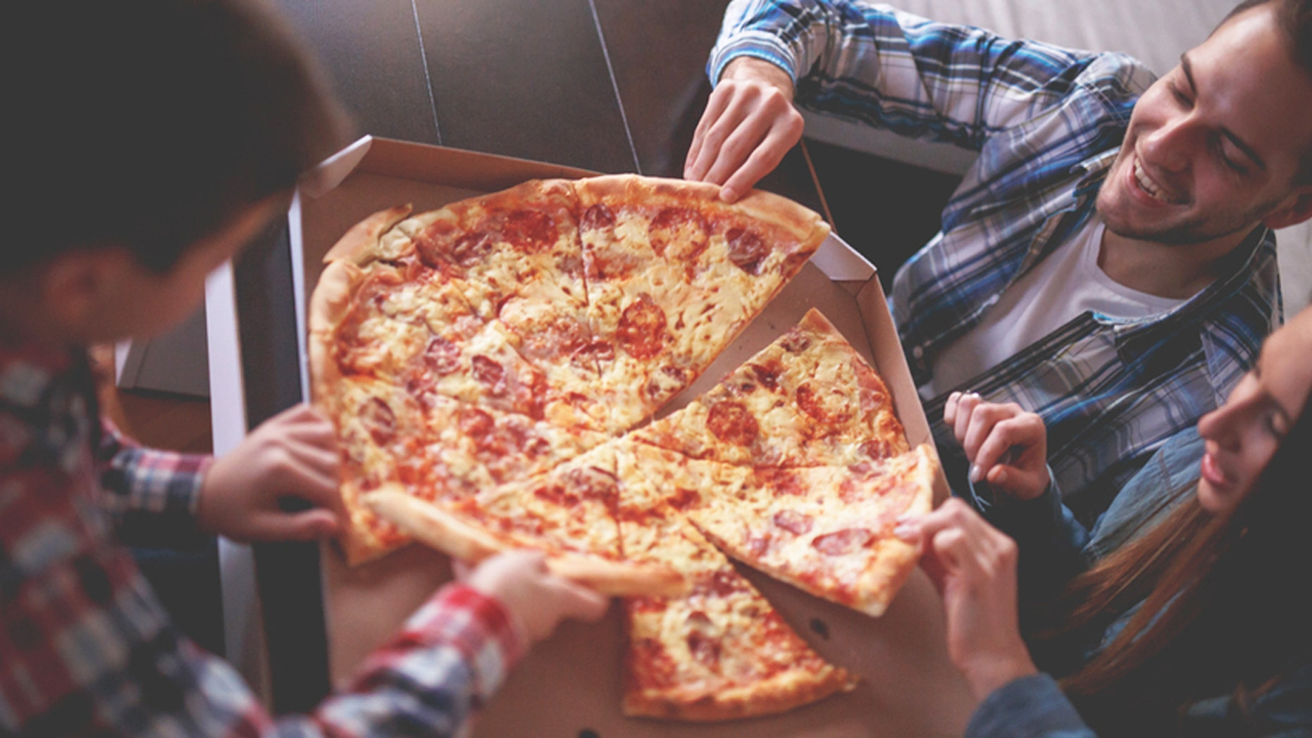 Does pizza make you more productive?