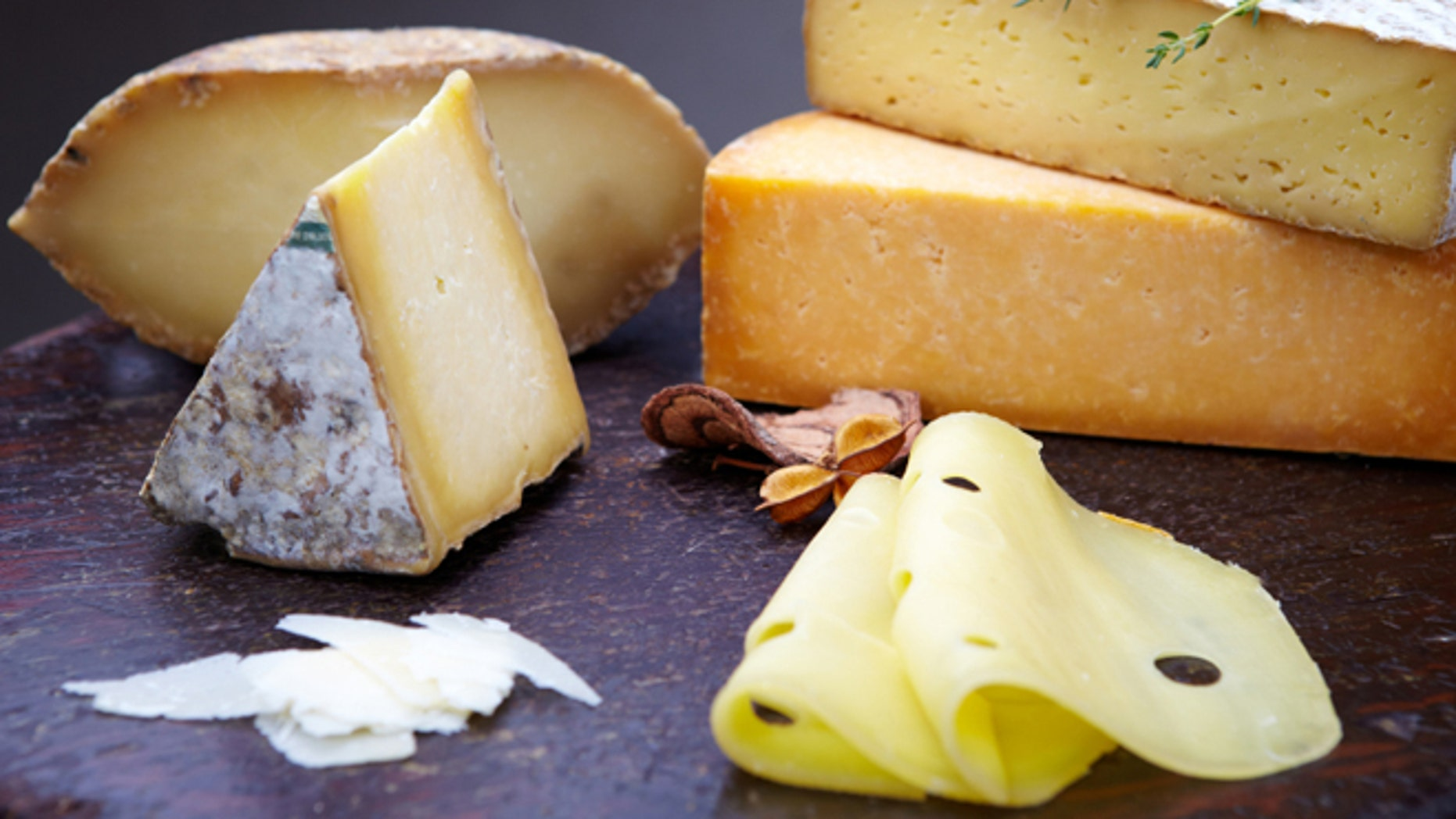 Did you know there are over 2,000 varieties of cheese?