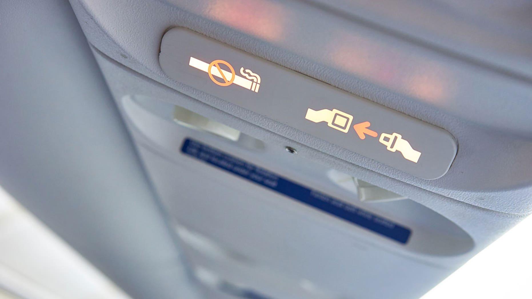 Why is the seatbelt light always illuminated?