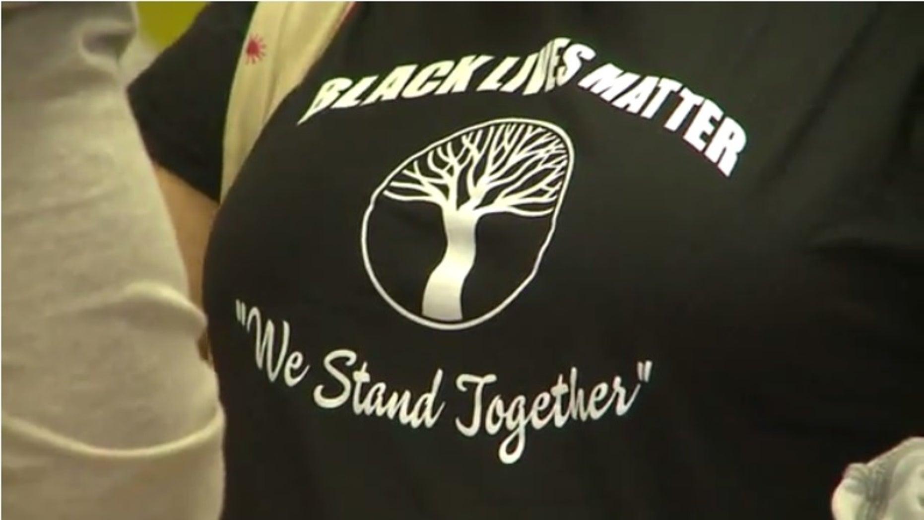 f02abd34e4b5 Seattle teachers to wear  Black Lives Matter  T-shirts for a week ...