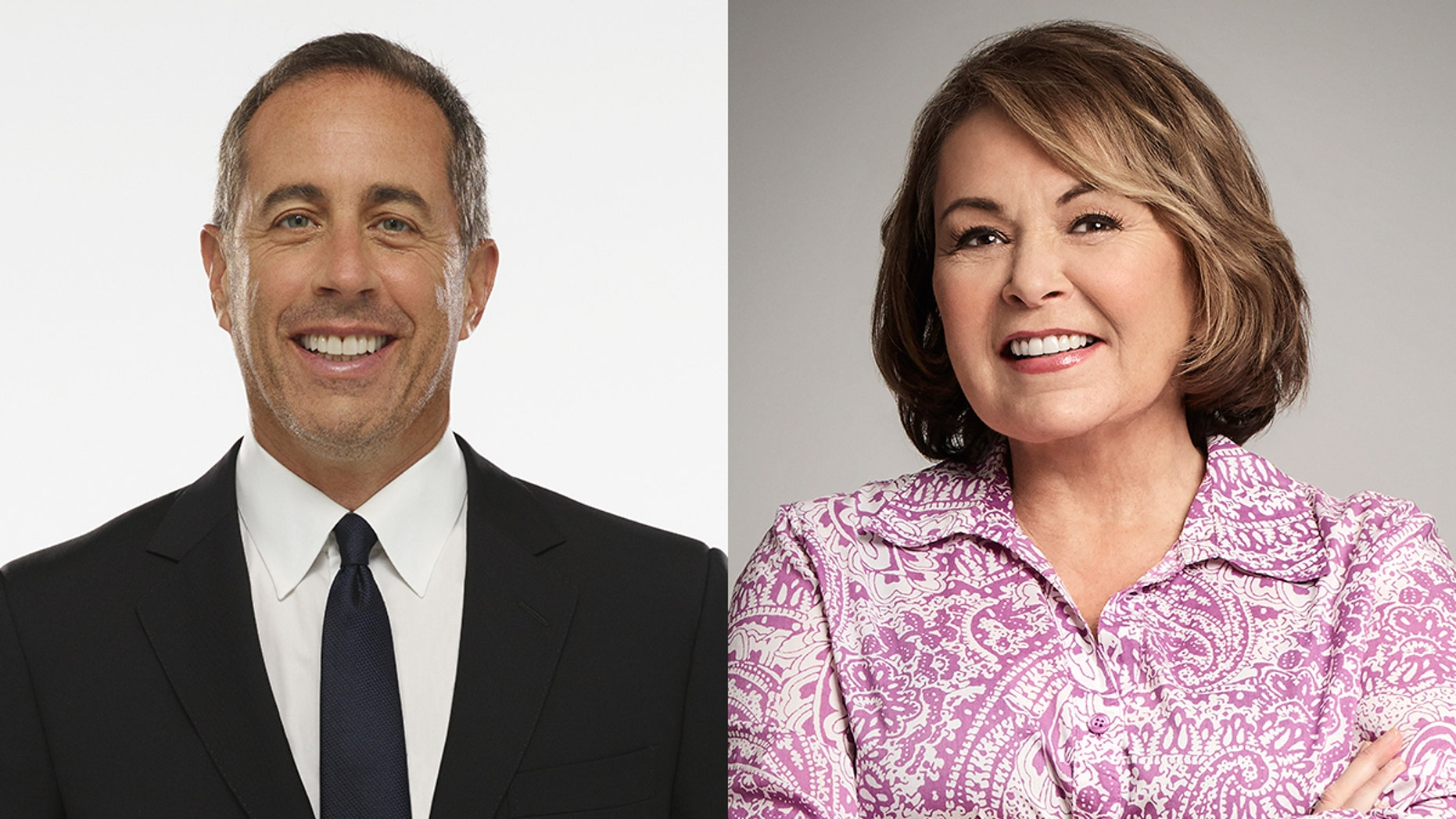 Jerry Seinfeld questioned why ABC made the decision to fire Roseanne Barr.